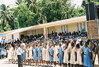 haiti-inaug-groupe-ecole