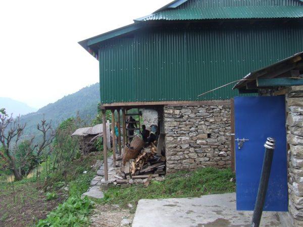 ferme Robesha rénovée