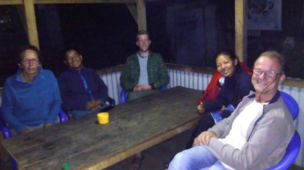 réunion FON Araucaria
