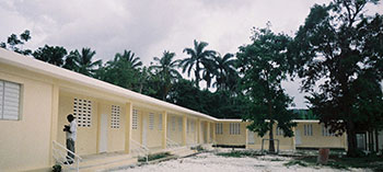 Overview of classrooms